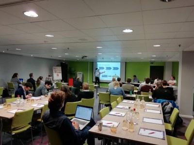 Expert workshop (Brussels, 14 November 2019)
